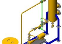 Multiphase Pressureised Reactor System for Pilot Plant design and Pilot Plant Scale up